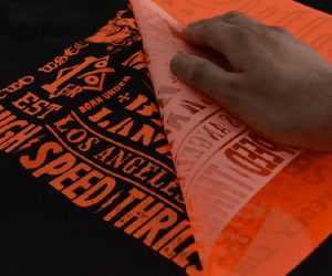 How To Create Personalized T-Shirts With A Heat Transfer Vinyl