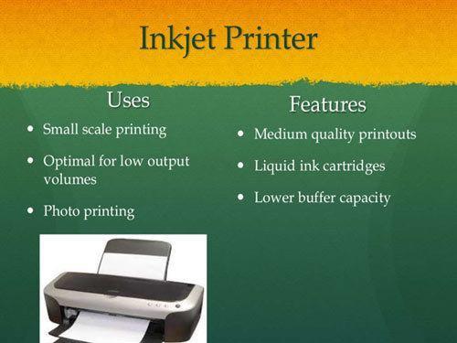 inject printer