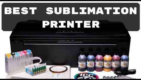 Best Printer for sublimation